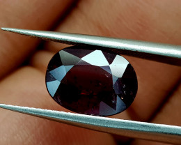 4.25Crt Rhodolite Garnet Natural Gemstones JI38