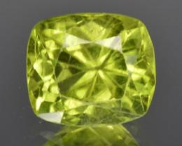 Top Beautiful Green Peridot 3.40 CTS Gem