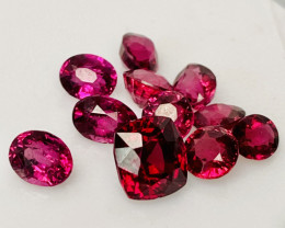 ALMANDINE GARNET  FROM CEYLON- THE BEST-  I DISCONNECT MY COLLECTION.  AFTE