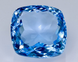 23.0 Crt Topaz Faceted Gemstone (Rk-5)