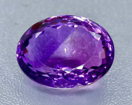 18.44 Crt Amethyst Faceted Gemstone (Rk-5)