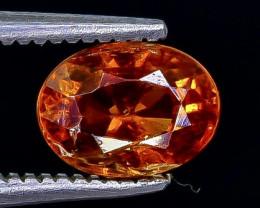 1.56 Crt Spessartite Garnet Faceted Gemstone (Rk-5)