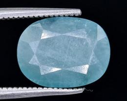 4.08 Crt Grandidierite Faceted Gemstone (Rk-5)