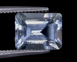 2.28 Crt Aquamarine Faceted Gemstone (Rk-5)
