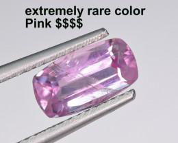 Special Color 1.40Carat Rare Diaspore Cut Gemstone @ AFGHANISTAN