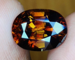4.60 CTS SUPER BRIGHT RARE NATURAL SPHENE TOP LUSTER