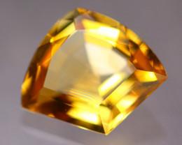 1.92ct Natural Yellow Citrine Fancy Cut Lot B3237