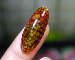 20.40 CT Beautiful Dragon Skin Chalcedony Agate