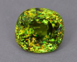 16.65 Cts Mesmerizing Wonderful Sparkling Lustrous Natural Sphene