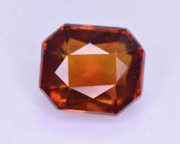 NR!! 3.80 Ct Top Cut Hessonite Garnet