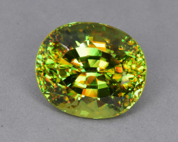 10.80 Cts Gorgeous Beautiful Sparkling Lustrous Natural Sphene