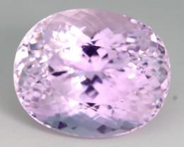 81.60Ct VVS Oval Cut Natural Pakistan Pink Color Kunzite A2212