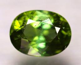 Tourmaline 1.20Ct Natural Green Color Tourmaline E2203/B49