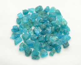 300 CT Top Color Rough Apatite @ Africa