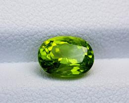 1.55Crt Peridot Natural Gemstones JI39