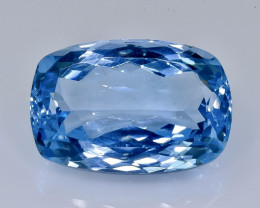 25.34 Crt Topaz Faceted Gemstone (Rk-6)