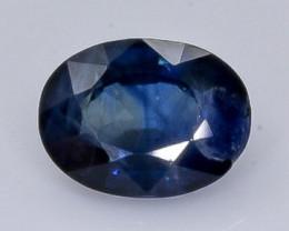 1.77 Crt Sapphire Faceted Gemstone (Rk-6)