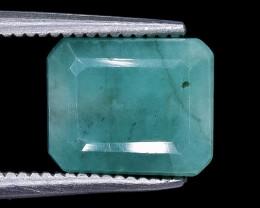2.65 Crt Emerald Faceted Gemstone (Rk-6)