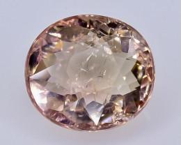 2.81 Crt Natural Tourmaline Faceted Gemstone.( AB 26)