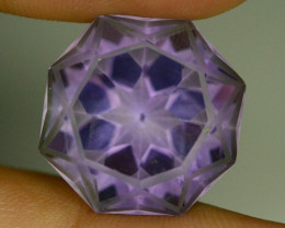 Fancy Cut 20 ct  Natural Amethyst