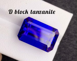 Presenting Class Piece of D block  Tanzanite 19.45 Carat