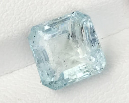 2.665 CT AQUAMARINE SEA BLUE 100% NATURAL UNHEATED