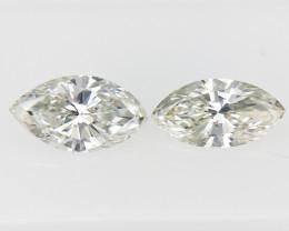 0.71 cts fancy Natural Diamond , Unique Shaped Diamond