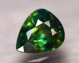 Unheated Sapphire 1.00Ct Natural Teal Sapphire D2301/B9