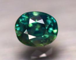 Unheated Sapphire 0.95Ct Natural Peacock Sapphire D2302/B9