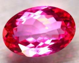 Pink Topaz 7.94Ct Natural IF Pink Topaz D2315/A35