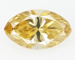 0.26 cts fancy Natural Diamond , Unique Shaped Diamond