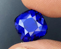 5.00 CT SAPPHIRE ROYAL BLUE 100% NATURAL ONLY HEATED SRI LANKA