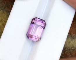 5.35 Carats Natural Amethyst Cut Stone from Africa