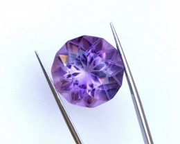 22.30 Carats Natural Amethyst Cut Stone from Africa