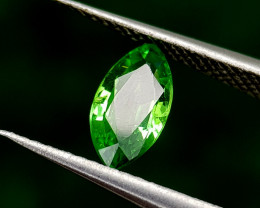 0.65CT RARE TSAVORITE GARNET BEST QUALITY GEMSTONE IIGC47