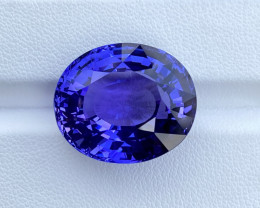 Natural AAA Grade  Beautiful Tanzanite 34.90 Cts Perfect Cutting Gemstone