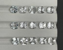 25.41 CT Topaz Gemstones parcel