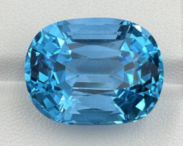 41.86 CT Topaz Gemstones top luster with fine German cutting