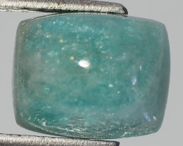 *No Reserve*Paraiba Tourmaline 5.55 Cts Copper Bearing Natural Blue Green