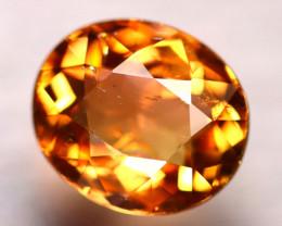 Tourmaline 1.70Ct Natural Orangey Yellow Color Tourmaline E2406/B49