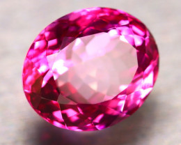 Pink Topaz 9.17Ct Natural IF Pink Topaz E2413/A35