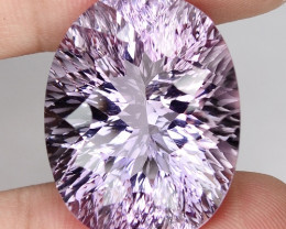 *NoReserve*Amethyst 23.02 Cts Natural Purple Gemstone