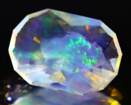8.81Ct ContraLuz Oval Cut Mexican Very Rare Species Opal C2523