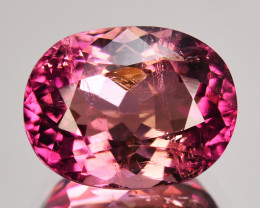 Pretty Pink 2.18 Cts Natural Tourmaline Lovely Oval Cut Mozambique