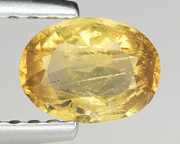 0.64Ct Axinite World's Rarest Top Luster Gemstone From Pakistan. AX 49