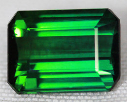 $1200  Moss Green Natural Rare Mozambique Tourmaline-TE18