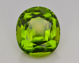 23.20 Carat Natural Grass Color Peridot Gemstone