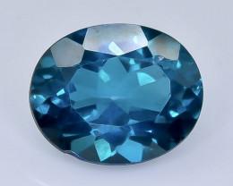 4.05 Crt Topaz  Faceted Gemstone (Rk-7)
