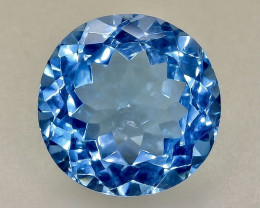 11.44 Crt Topaz  Faceted Gemstone (Rk-7)