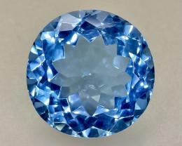 11.44 Crt Topaz  Faceted Gemstone (Rk-7)
